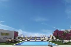 4-RESIDENCES-Sky Residence Penthouse Balcony Pool New